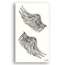 Popularne Tatuaż Sztuki Skrzydła Anioła Kupuj Tanie Tatuaż