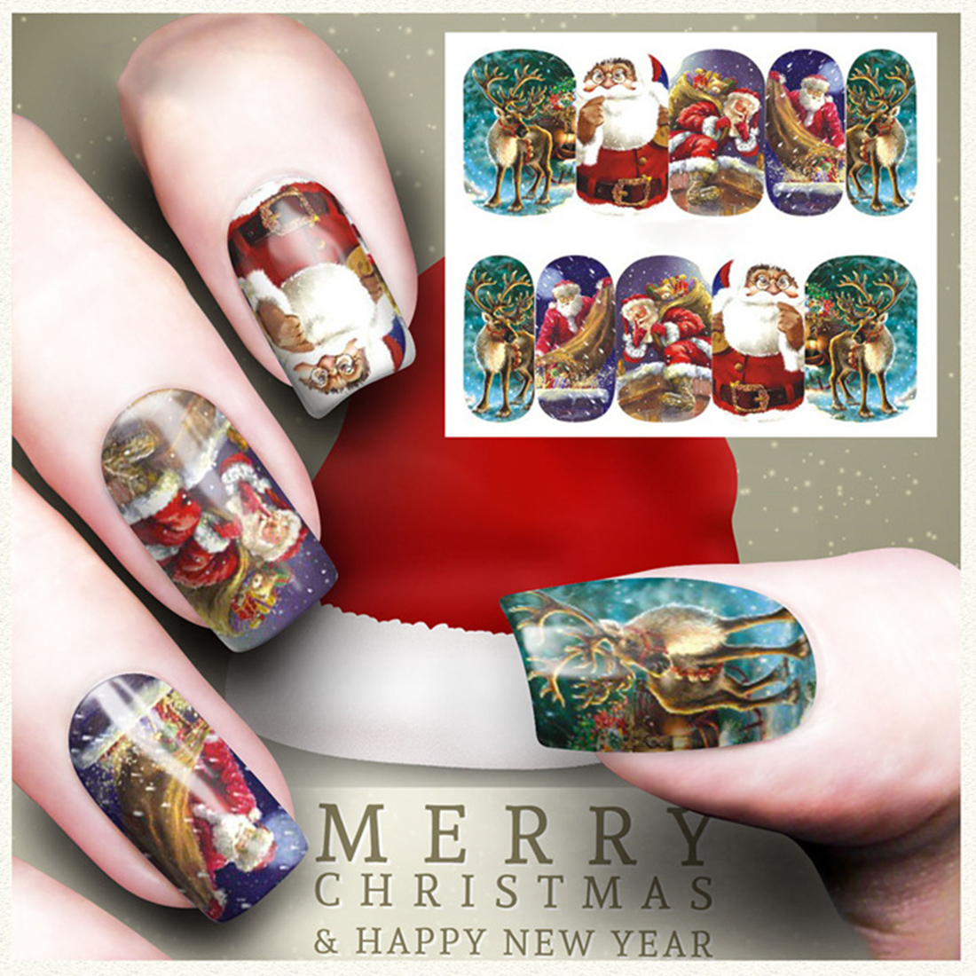 Buy Celebrity Nail Art Decals And Get Free Shipping On Aliexpress