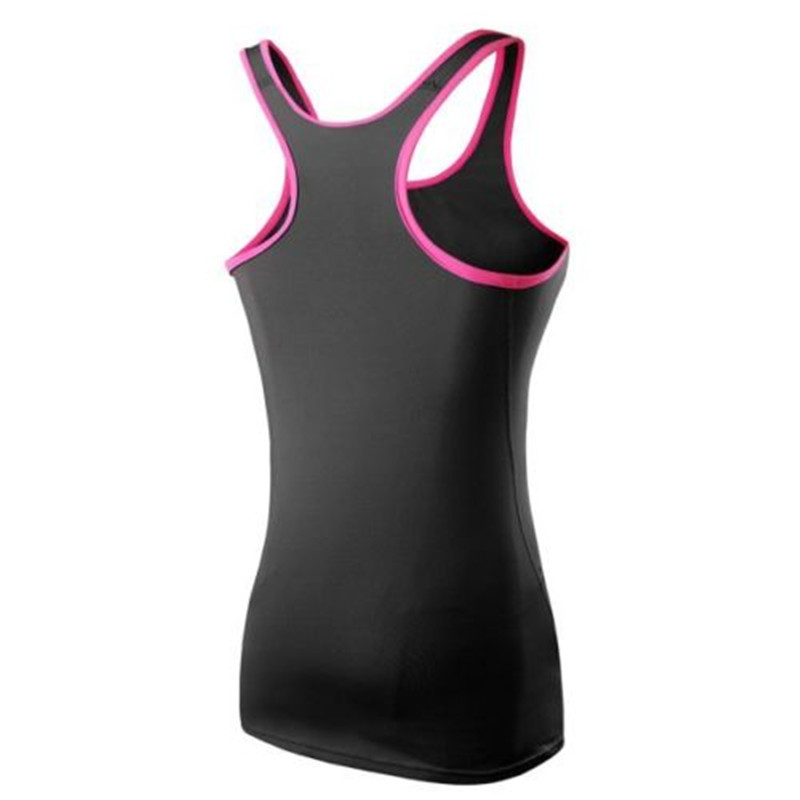 Quick-Drying Women Sports Vest Tights PRO Running Yoga Fitness Vest Shirts Tee Shirt