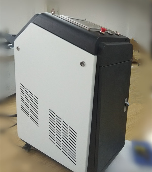 China manufacture laser rust removal laser cleaning machine