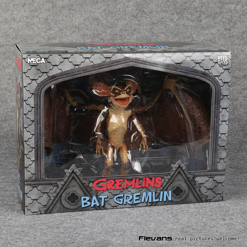 NECA Gremlins Bat Gremlin PVC Action Figure Collectible Model Toy 7 18cm the jayhawks the jayhawks mockingbird time cd dvd