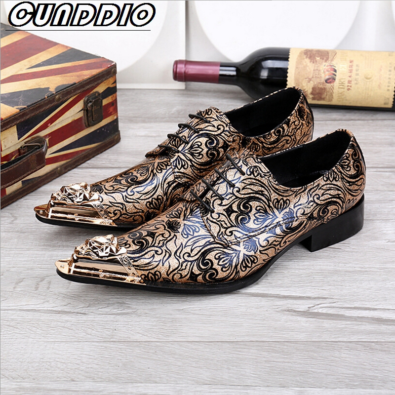CUNDDIO 20180515-4Fashionable Business attire  set foot Iron head Leisure Korean edition Black and yellow Men's shoes6-10 segal business writing using word processing ibm wordstar edition pr only
