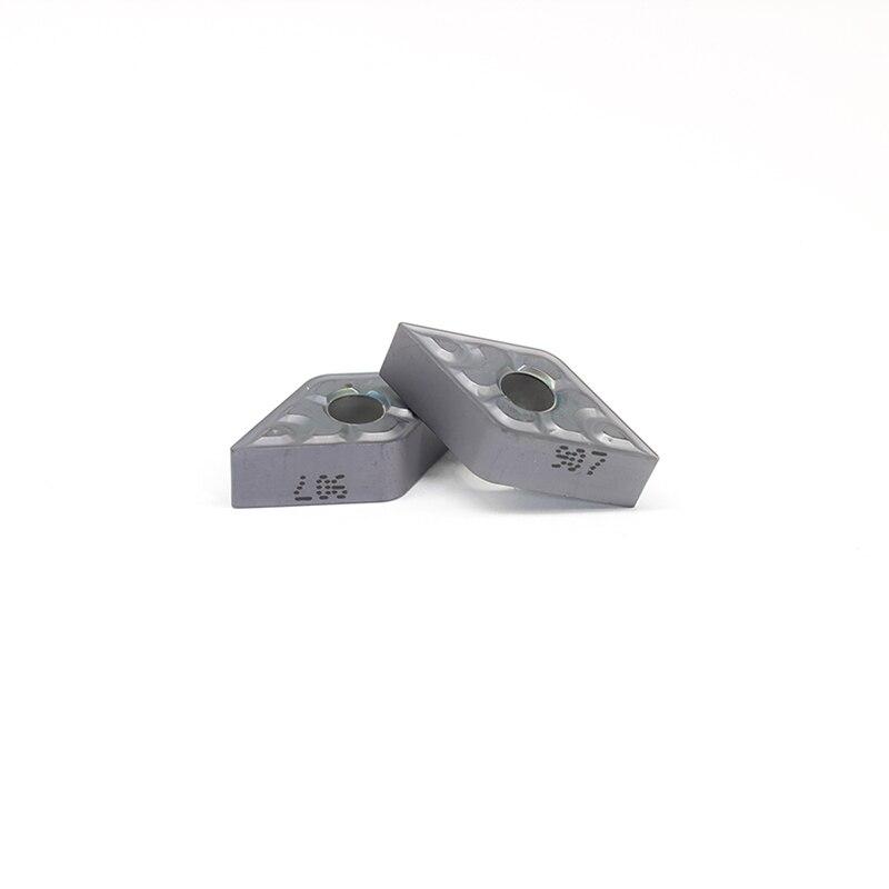 10PCS DNMG150604 TF IC907 / IC908 Carbide Insert External Latter Cutter Turning Tool Cnc Machine Cutting Tools Tungsten Carbide