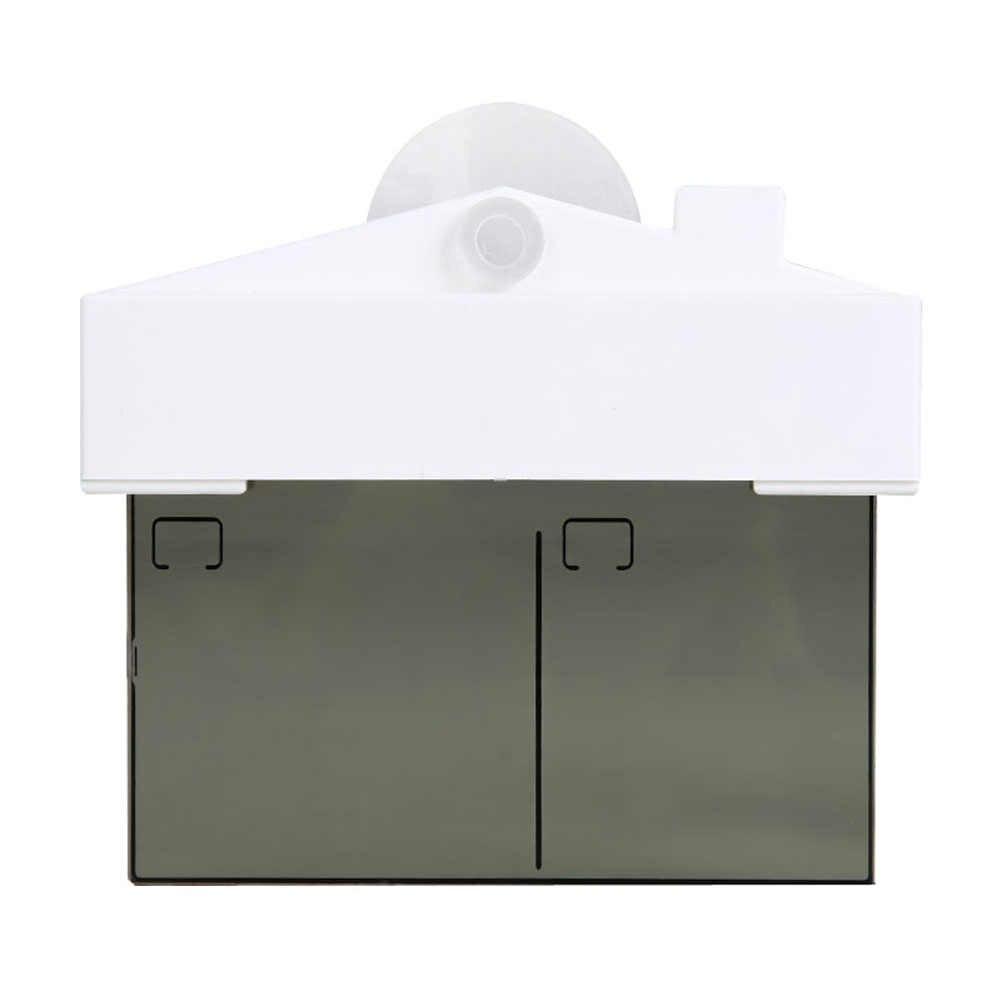 Цифровая метеостанция беспроводной датчик окна гидрометр Крытый Открытый термометр температуры для детской спальни