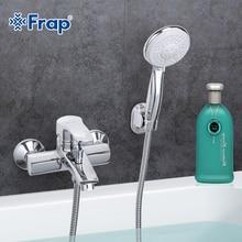 Frap 1 Satz Moderne Badezimmer Wasserhahn Kalt-und Warmwasser Mischbatterie Einhand F3070