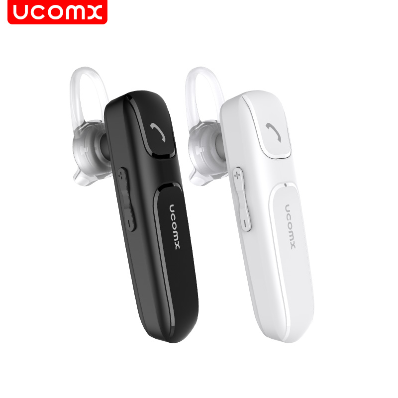 UCOMX Wireless Bluetooth Earphone Earbuds Handsfree Car Business Headset Headphones with Mic for iPhone 8 Xiaomi Phone Kulakl K