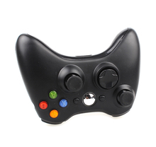 New 100% For Xbox 360 Wireless Game Joypad Gamepad Remote Controller+Powered USB Port for Microsoft Xbox 360 Console PC Computer