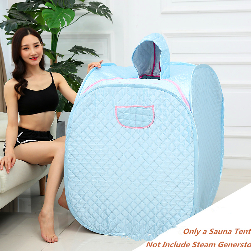 SAUNA TENT BATH Sauna Cabin Portable Sauna Kits  Lose Weight Detox Machine Health Presevation Folding SAUNA ROOM