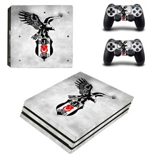Turkey Besiktas BJK Football PS4 Pro Skin Sticker Vinyl Decal