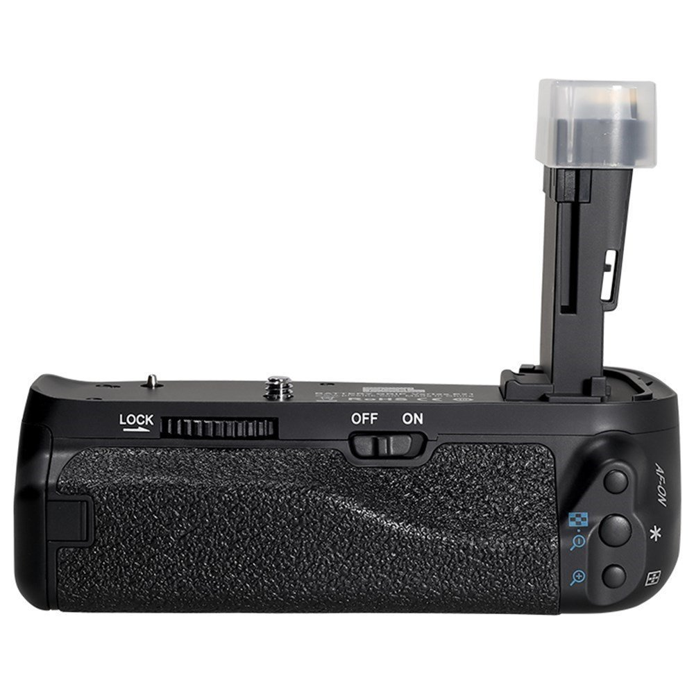 Bg-E21 poignée de batterie pour Canon Eos 6D Mark Ii, support de prise en main de batterie verticale professionnelle pour appareil photo Canon