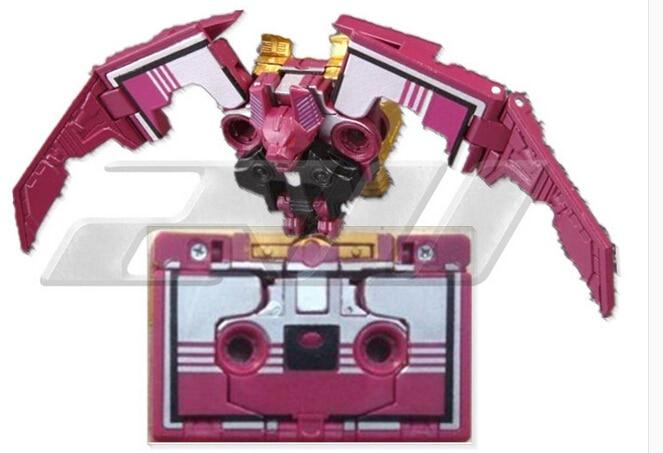 Transformers Masterpiece toys MP13B Ratbat Cassette In stock NEW