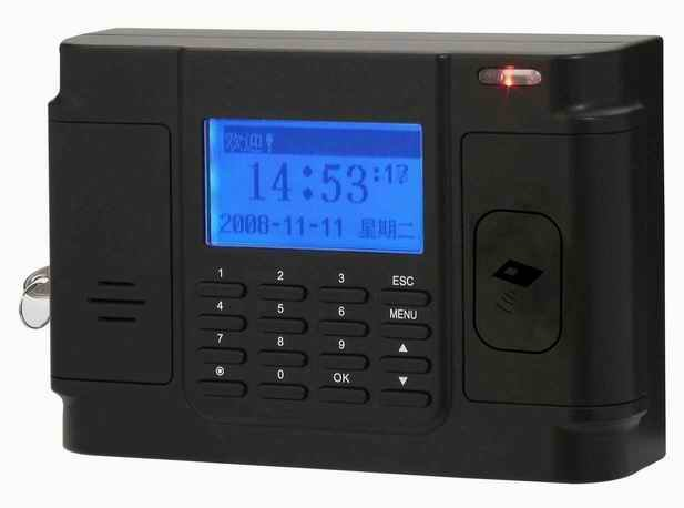 Proximity Time Recorder