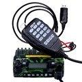 QYT KT-8900R Мобильного Радио Трехдиапазонный 136-174 МГц & 240-260 МГц & 400 ~ 480 МГц трансивер KT8900R + Кабель для Программирования Вентилятор Охлаждения Функции