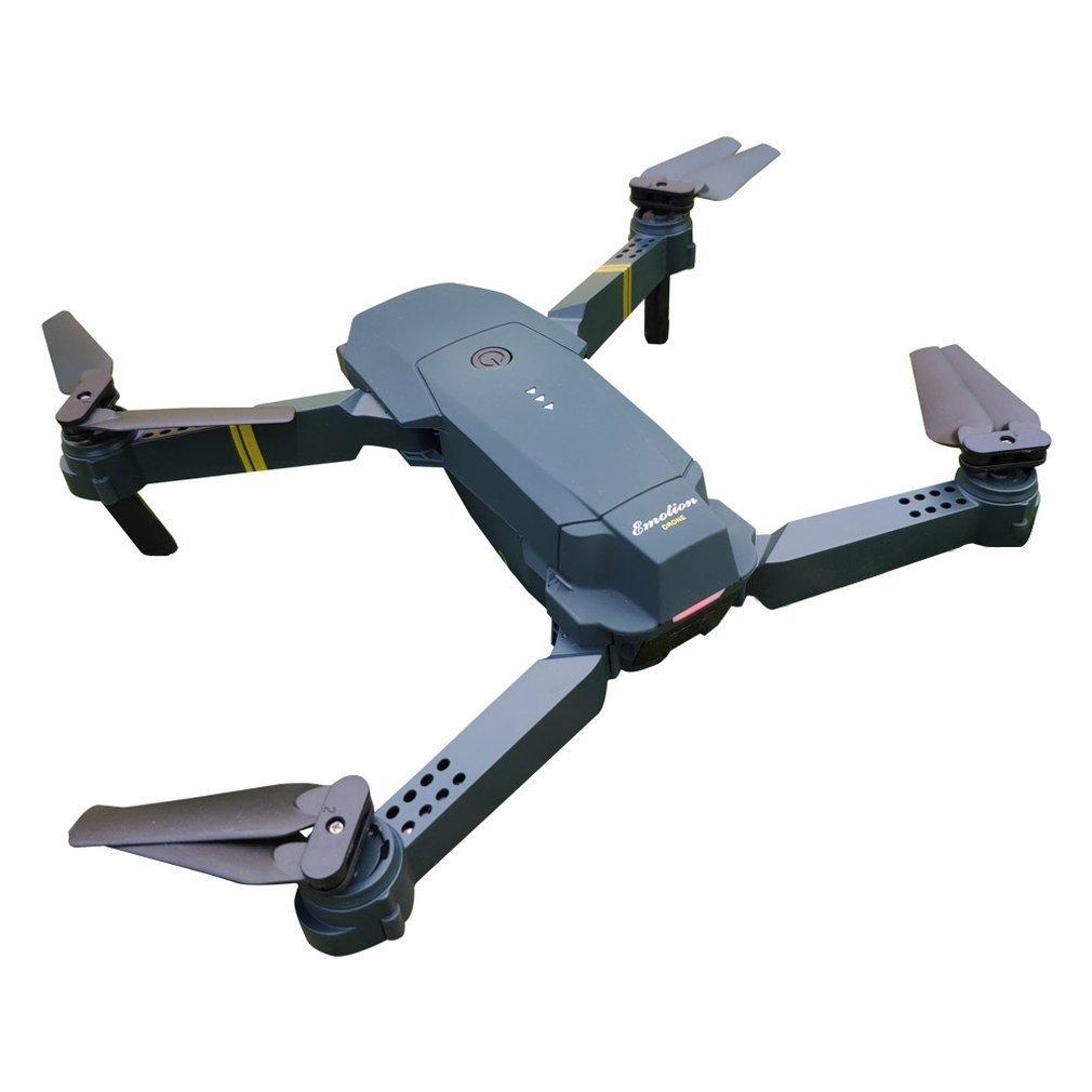 E58 0.3MP WiFi Quadcopte avion blanc Mode sans tête hélicoptère télécommandé Mini Drone quadrirotor