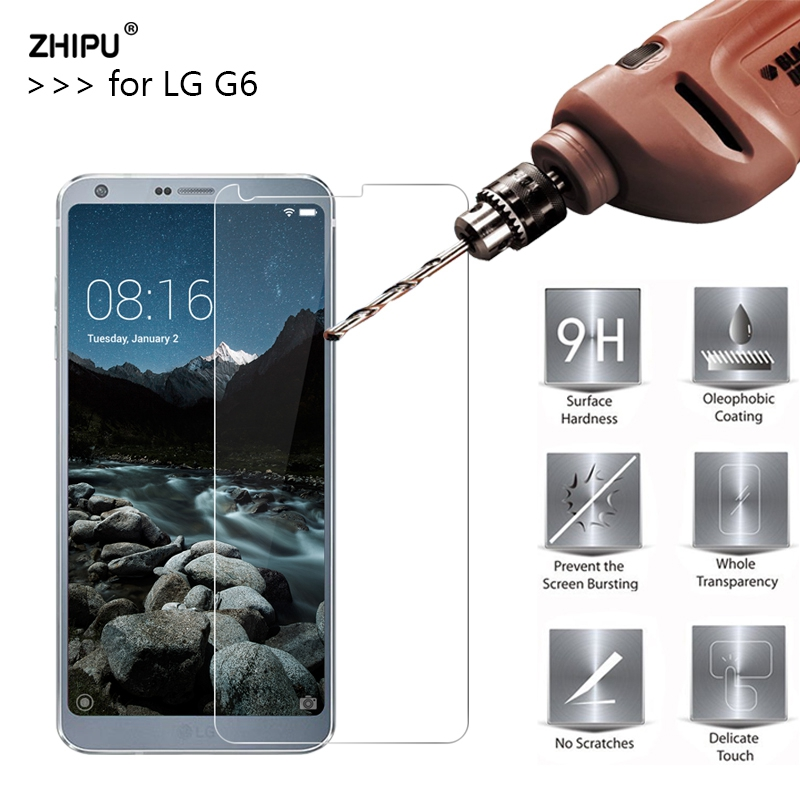 2.5D 0.26mm 9H Premium Tempered Glass For LG G6 5.7Inch Screen Protector Toughened protective film For LG G6 Glass2.5D 0.26mm 9H Premium Tempered Glass For LG G6 5.7Inch Screen Protector Toughened protective film For LG G6 Glass