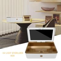 Professional UV Light Sterilizer Box For Cleaning Cosmetic Nail Tools Toothbrush Beauty Manicure Pedicure Salon Art Makeup