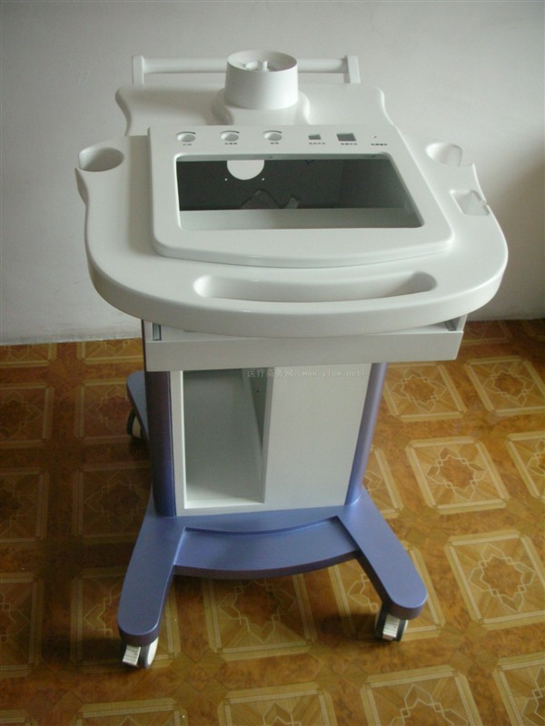 CNC Machining Plastic Medical Equipment Shell Prototype