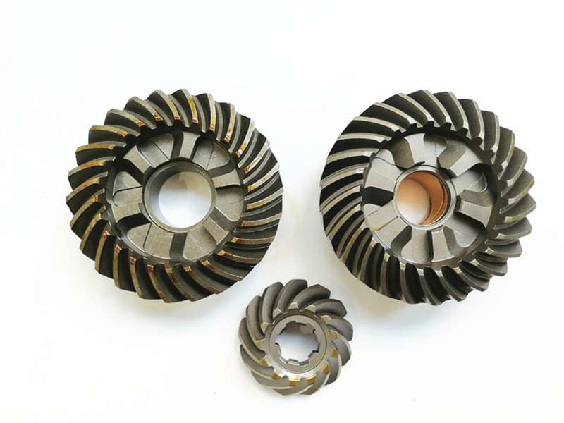 66T 45551 00 66T 45571 00 66T 45560 01 Outboard Engine Pinion Reverse Forward Gear for Yamaha 30 40 HP 2 4 T 40hp  Boat Motor   - title=