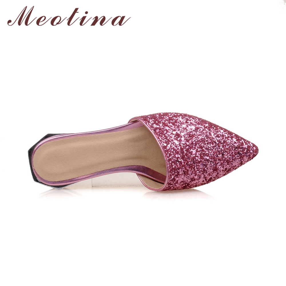 Chaussure Women Size Pointed