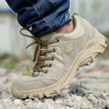 Hellozebra Fashion Boots Different Camouflage Color Military Outdoor Men Combat Tactical Breathable Hiking Shoe 2016 Summer New