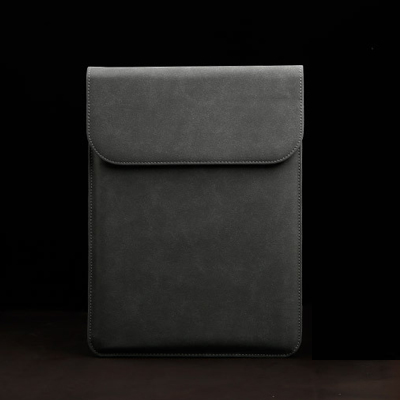 Новая сумка для ноутбука с эффектом потертости для Macbook Air 13 Pro retina 11 12 14 15 чехол для Xiaomi 13,3 15,6 Модный чехол для ноутбука - Цвет: dark gray