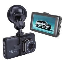 2017 El Más Nuevo Mini 3.0 Cámara Del Coche DVR Videocámara Dual de la Lente Dash Cam cámara 1080 P de Vídeo Full HD Registrator g-sensor Noche visión