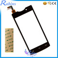 4.5 inch Touch Panel Touchscreen For Micromax D320 Touch Screen Digitizer Front Glass Digitizer Sensor Replacement Free 3m tape