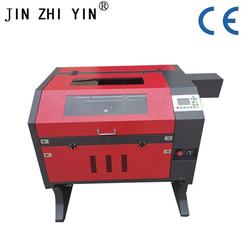 Laser Engraving Machine Mini 4060 80w Laser Engraving Machine For Logo RUIDA Control