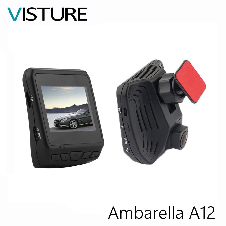 Ambarella A12 font b Car b font DVR Camera Recorder font b GPS b font Track