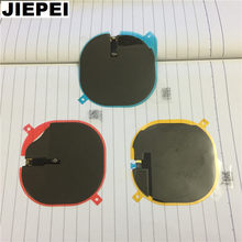 JIEPEI 5pcs Wireless Charging Chip Coil NFC Module Flex Cable For iPhone 8 Plus X Charger Panel Sticker Repair Parts(China)