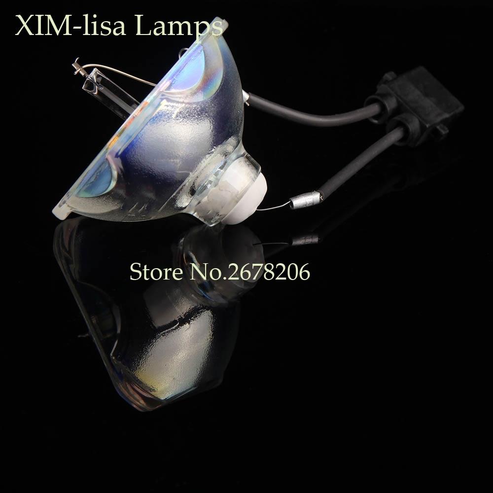 Высокое качество V13H010L41/ELPLP41 проектор голая лампа/лампа для Epson PowerLite S5/S6/77C/78, EMP-S5, EMP-X5, H283A, HC700