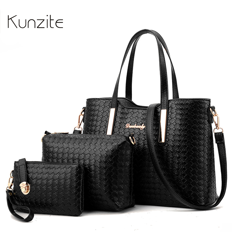 Luxury Women Designer Handbags High Quality Brand Ladies Plaid Shoulder Messenge