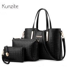 Luxus Frauen Designer-handtaschen Hohe Qualität Marke Damen Plaid Schulter Messenger Kupplungen Taschen Set Sac Ein Haupt Femme De Marque