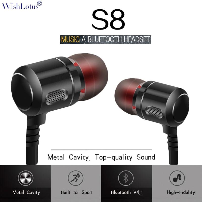 microphone headset wireless bluetooth earphone sport music sweat resistant ea. Black Bedroom Furniture Sets. Home Design Ideas