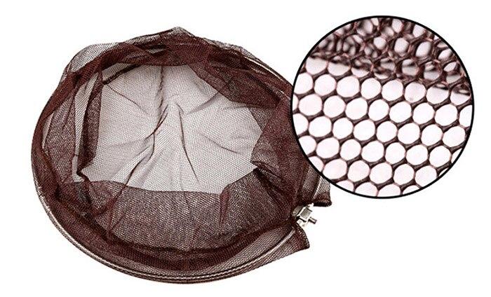 3 m Telescópica Dobrável Landing Net Pólo