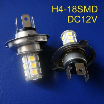 High quality 5050 12V H4 Car led fog lamps,Auto led H4 lights lamps bulbs,Car H4 led fog lights free shipping 20pcs/lot