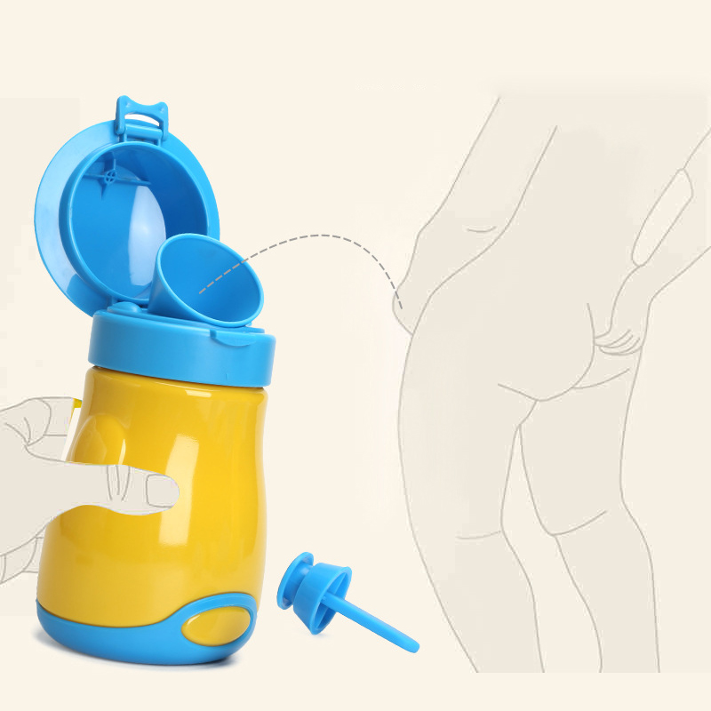 Baby Toilet Car Urinal Leakage-proof Children's Pot Travel Portable Kids Toilet Seat Baby Urinal Training Girl Boy Child Potty | Happy Baby Mama