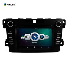 "7""  Android 4.4 Car DVD Player for MAZDA CX-7 2010-2015 3G iPod Audio Input Bluetooth SWC Touch Screen GPS Navigation CANBUS"