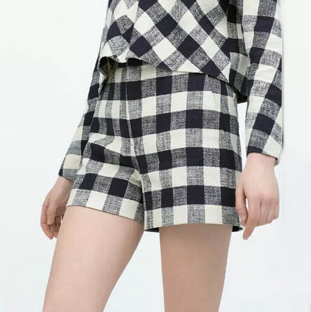 Compare Prices on Ladies Plaid Shorts- Online Shopping/Buy Low ...
