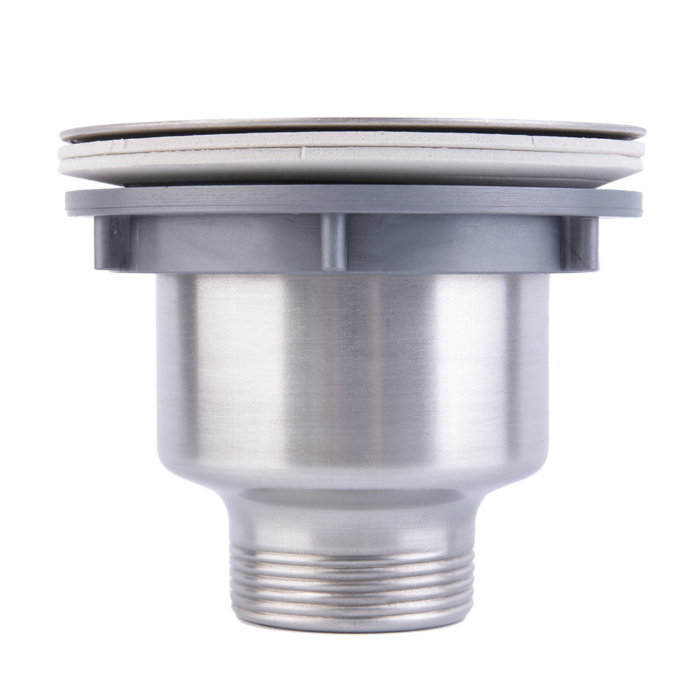 Stainless Steel Kitchen Sink Drain Assembly Waste