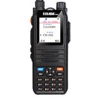 vhf uhf המסך צבעוני מכשיר קשר רדיו Comunicador המקצועי משדר 5W CP-UV2000 VHF / UHF Tri-Band 136-174 / 200-260 / 400-520 MHz (1)