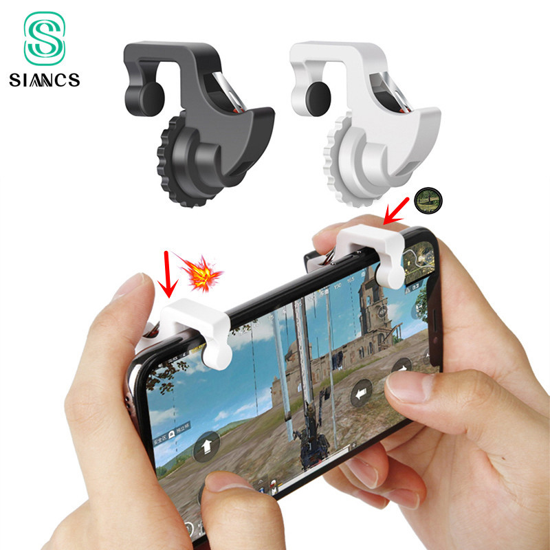 1Pair Game Button Phone Game Trigger