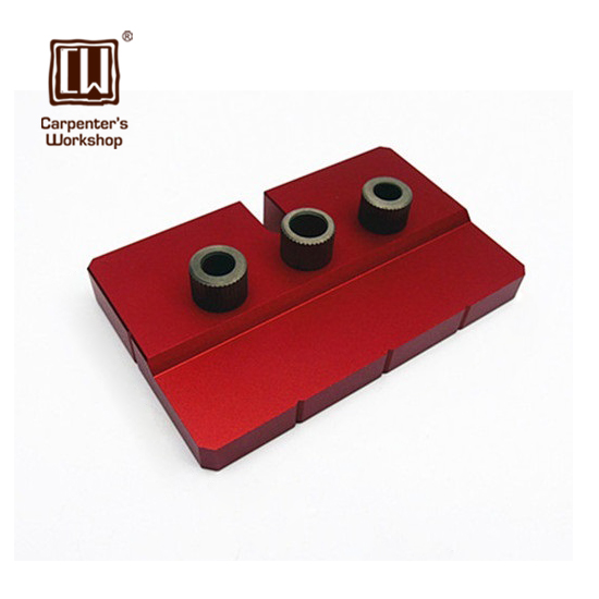 Puncher 3 in1 Expansion Hole Locator Woodworking Hole with 6/8/10mm drill bushing
