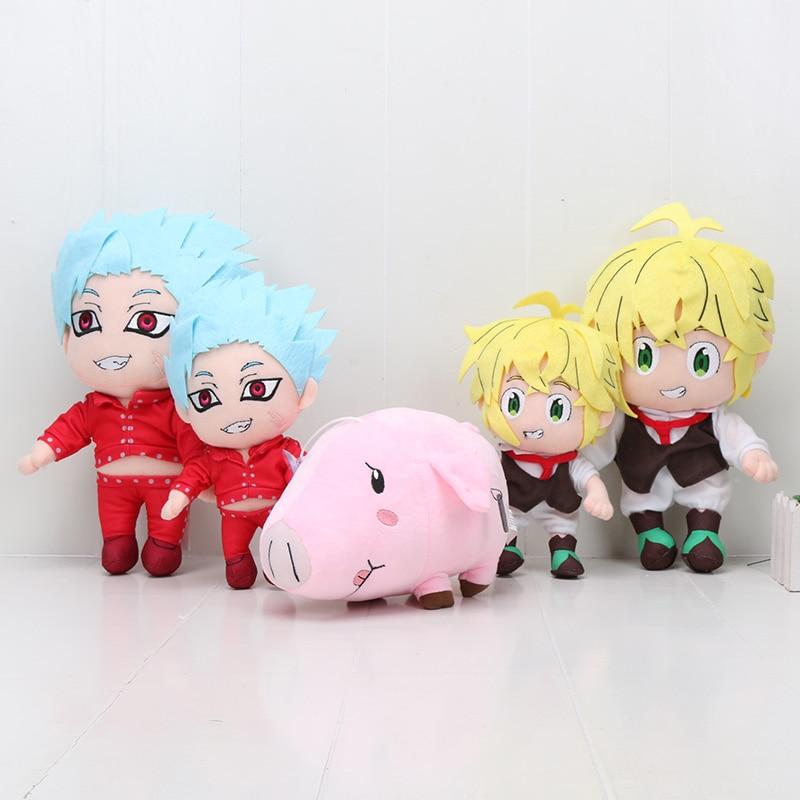 The Seven Deadly Sins Pig: The Seven Deadly Sins Nanatsu No Taizai Fox's Sin Of Greed