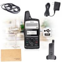 DHL Free shipping Original HYT DMR Digital Walkie Talkie Hytera PD 360/PD 365/TD 360 UHF 400 440MHz FM handheld transceiver