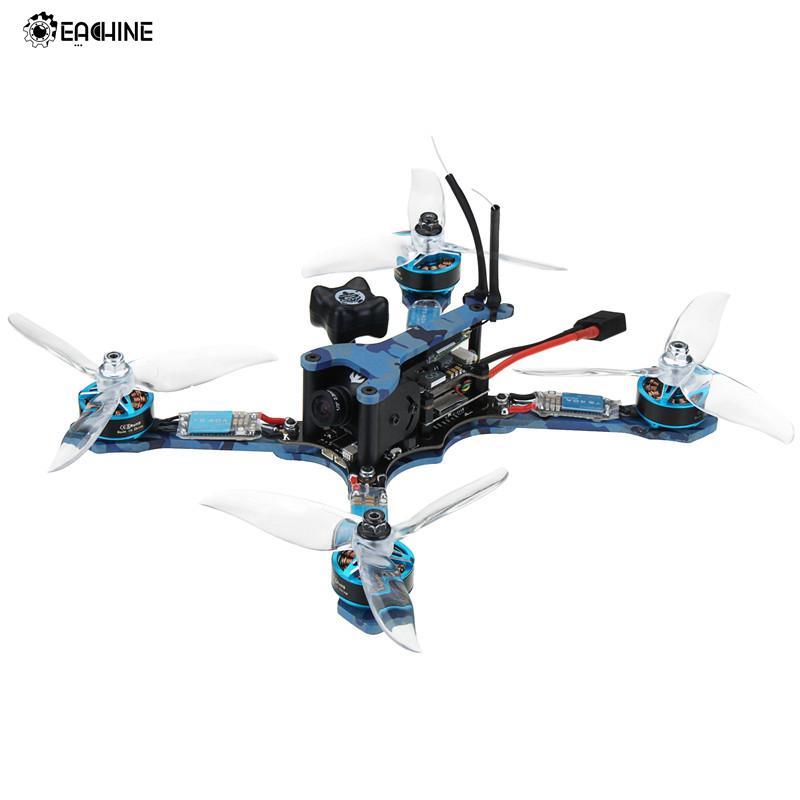 Eachine Assistant TS215 FPV Racing RC Drone F4 5.8G 72CH 40A BLHeli_32 720 P DVR RunCam Swift 2 BNF PNP