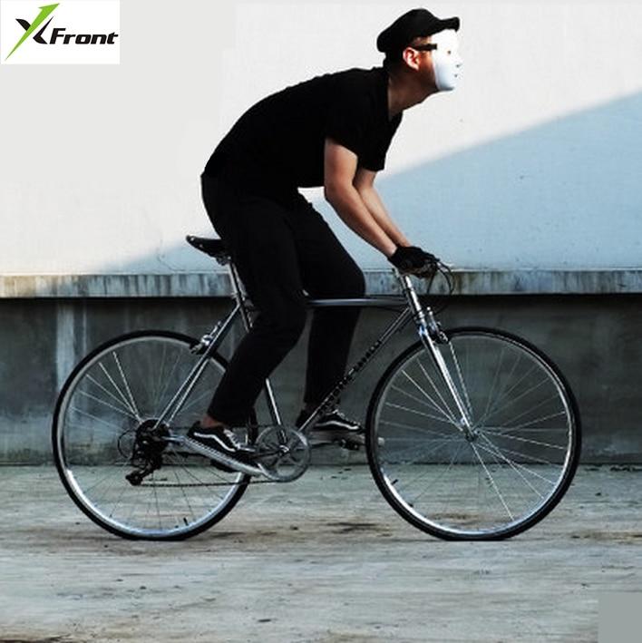 Nueva Marca 52 cm rueda de 700CC 7 velocidad marco de acero de carbono Retro bic