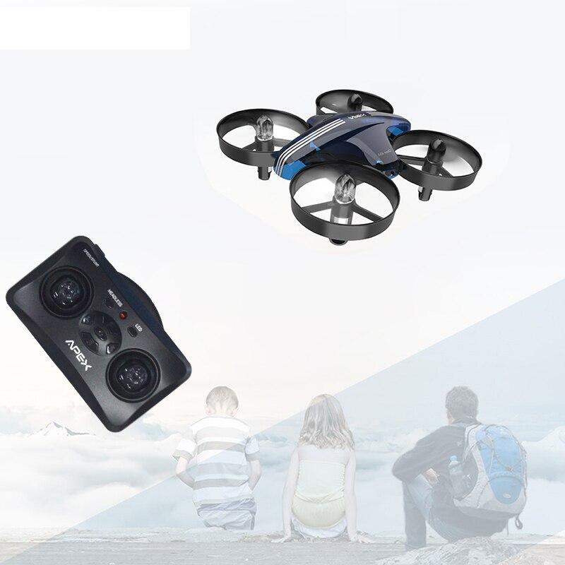 Mini RC Drone sin cabeza modo RC Drone helicóptero de juguete con la altitud de Mini GD65 Dron mejor juguetes para los niños