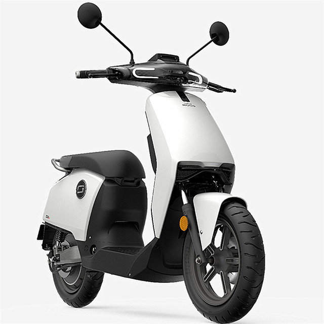Hcgwork Soco Cu1 Lithium Electric Motorcycle Scooter Motorbike Top Quality With Battery 80km Long Last