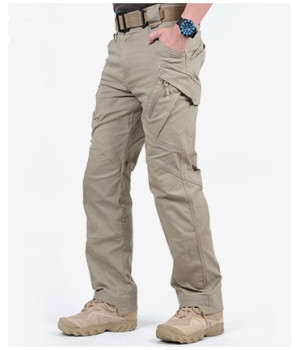 IX9 Tactical Cargo Pants Men Combat SWAT Bushcraft Military Trousers
